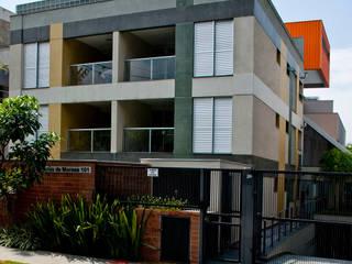 Judith | edifício Casas modernas por ARQdonini Arquitetos Associados Moderno