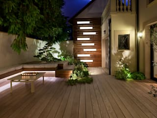 Suresnes Jardin moderne par AD Concept Gardens Moderne