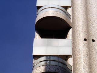 Conselheiro Brotero | edifício Casas modernas por ARQdonini Arquitetos Associados Moderno