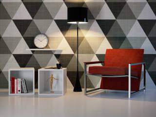 Inquadratura 1:  in stile  di Gianluca Muti Interior & 3D Designer
