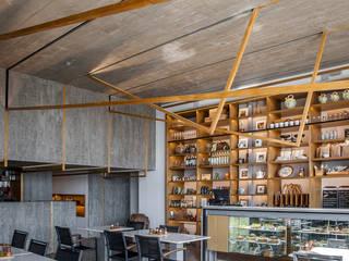 Locales gastronómicos de estilo  de Tacoa, Moderno