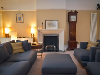 Contemporary Family Home Classic style living room by Cathy Phillips & Co Classic