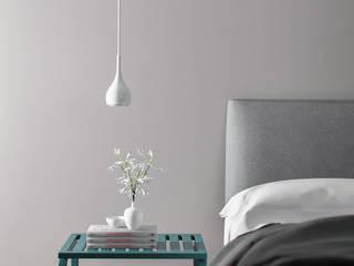 Inspired Bedroom di Gianluca Muti Interior & 3D Designer
