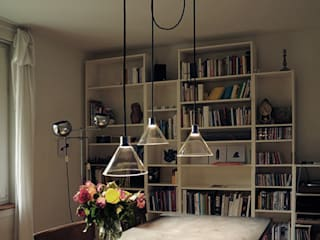 CONE LIGHT SERIE01 Minimalistische Esszimmer von Bureau Purée Minimalistisch