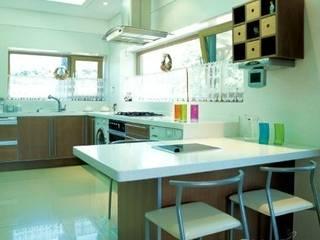 참공간 디자인 연구소 Modern kitchen