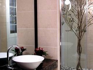 참공간 디자인 연구소 Modern bathroom