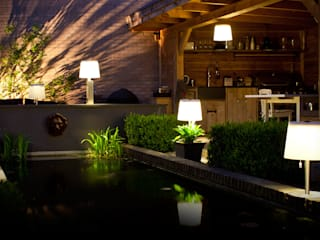 Comercial Martens Garden Lighting