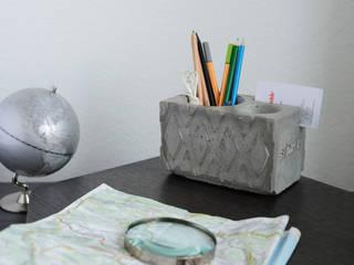 Органайзер из бетона Extraboss:  в . Автор – Owner /designer