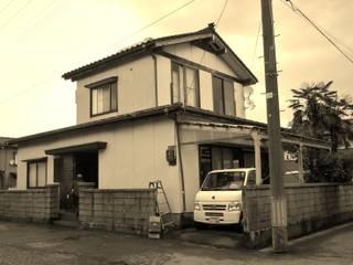 Danchi house ―どこにでもある団地の家―: 一級建築士事務所オブデザインが手掛けたです。