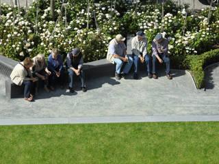 Georgswall Klassischer Garten von POLA Klassisch