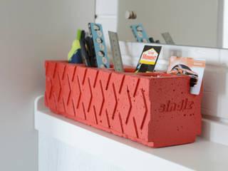 Органайзер / карандашница из бетона Archiboss:  в . Автор – Owner /designer