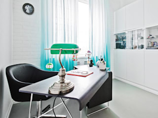 Квартира на Университетском: Рабочие кабинеты в . Автор – Owner /designer