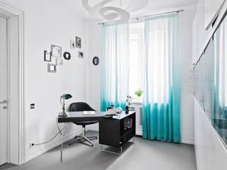 Квартира на Университетском Рабочий кабинет в стиле лофт от Owner /designer Лофт