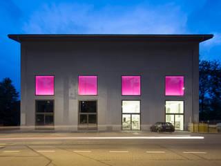 Tanzhaus von Blue Architects
