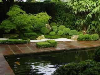 Japangarten mit Koiteich in Bremerhaven: ausgefallener Garten von japan-garten-kultur