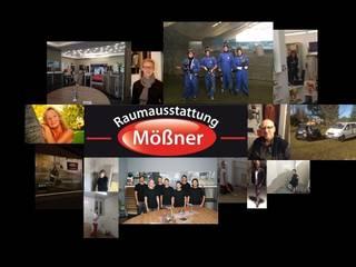 Ausstellungsraum Moderne Ladenflächen von Mössner Ihre Raumdesigner Modern