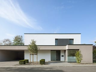Skandella Architektur Innenarchitektur Casas de estilo minimalista