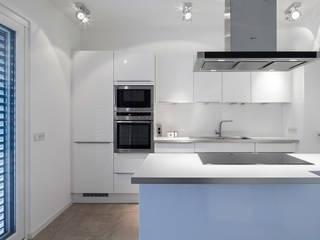 Cozinhas minimalistas por Skandella Architektur Innenarchitektur Minimalista