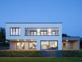 Casas de estilo minimalista por Skandella Architektur Innenarchitektur