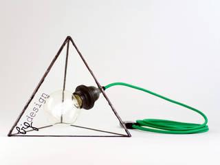 FUOCO /vetro:  in stile  di bigdesign studio