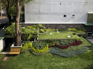 Taman Modern Oleh Cm2 Management Modern