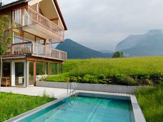 Modern Pool by Hohensinn Architektur Modern
