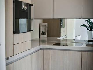 Modern kitchen by studio di progettazioni DARCHIMIRE Modern