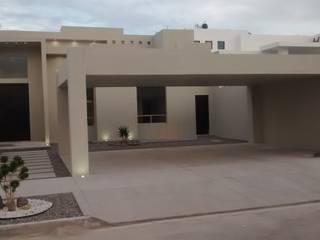 Modern commercial spaces by Guiza Construcciones Modern