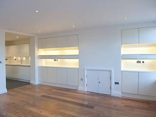 102 Harley Street Minimalist living room by Sonnemann Toon Architects Minimalist