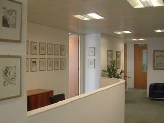 San Paolo IMI Modern office buildings by Sonnemann Toon Architects Modern