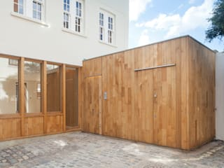 3 Devonshire Mews North Scandinavian style houses by Sonnemann Toon Architects Scandinavian