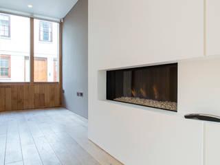 3 Devonshire Mews North Modern living room by Sonnemann Toon Architects Modern