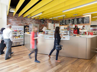 Ресторации в . Автор – Sonnemann Toon Architects