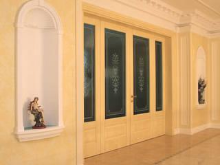 ABITAZIONE PRIVATA (villa) – S. Pietroburgo di RobertoStracciaStudio Classico