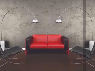 Hormigon Moderne Wände & Böden von Oldstones Modern