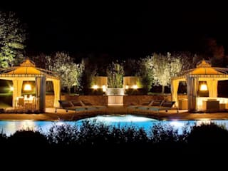 Giardino in Lucchesia Giardino moderno di Giordana Arcesilai Moderno
