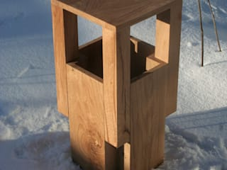 Hocker PAUL:   von werkvoll by Lena Peter