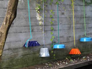 Recyclingleuchte MOLLY, CHARLY und FELIX:   von werkvoll by Lena Peter