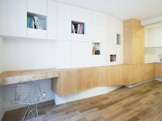 Office buildings by JFA | Joshua Florquin Architecture