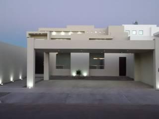 Tabasco VI: Casas de estilo  por Guiza Construcciones