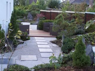 Aziatische tuinen van Kokeniwa Japanische Gartengestaltung Aziatisch