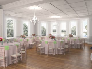 Winchester House Classic event venues by Bright Green Design Classic