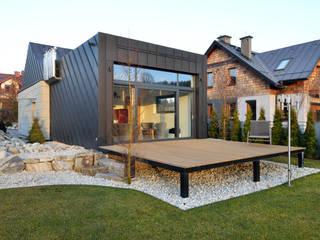 Rumah Minimalis Oleh ARCHITEKT.LEMANSKI Minimalis