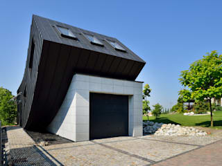 Rumah oleh ARCHITEKT.LEMANSKI