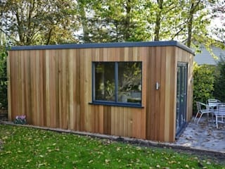 by GRL - Garden Rooms & Lodges