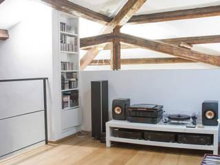 Media room by tomaso boccato architetto