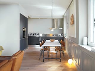Realizzazioni Cucina moderna di Mardegan Legno Moderno