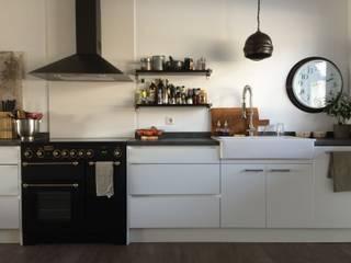 Cocinas de estilo ecléctico de Hot Dog Decor Inneneinrichtung & Beratung Ecléctico