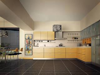 modern Kitchen by BA DESIGN