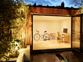 A Few Recent Projects:  Garden by London Garden Rooms